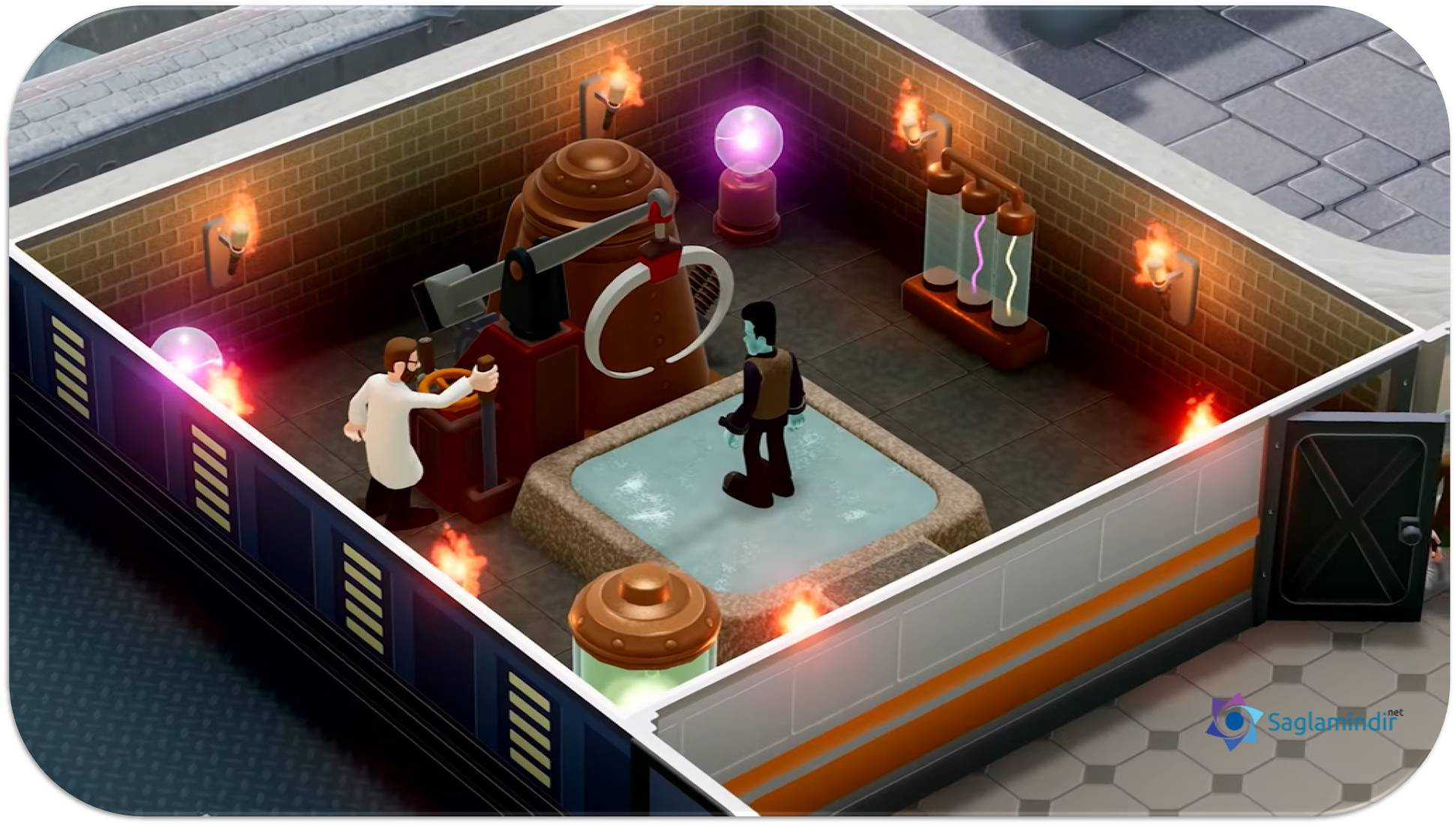 two point hospital torrent indir