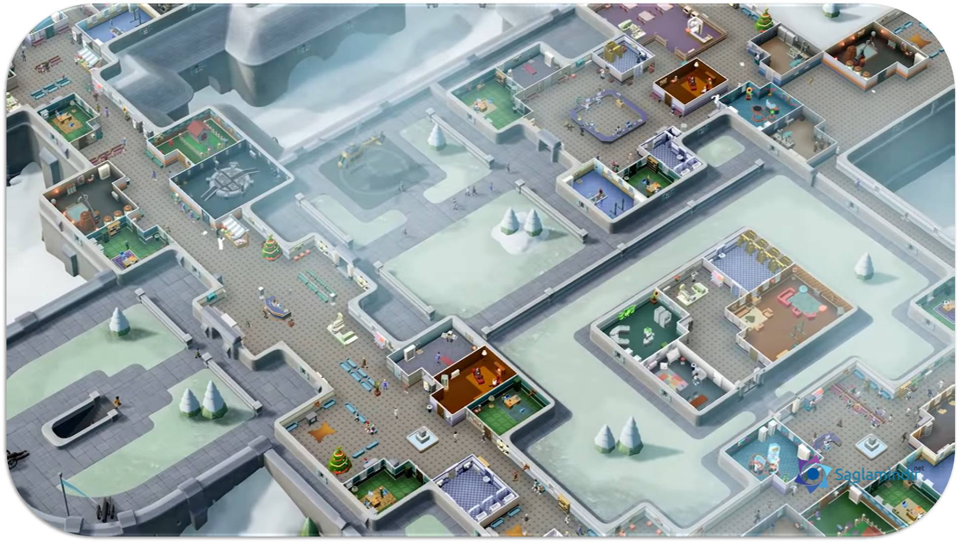 two point hospital ücretsiz indir