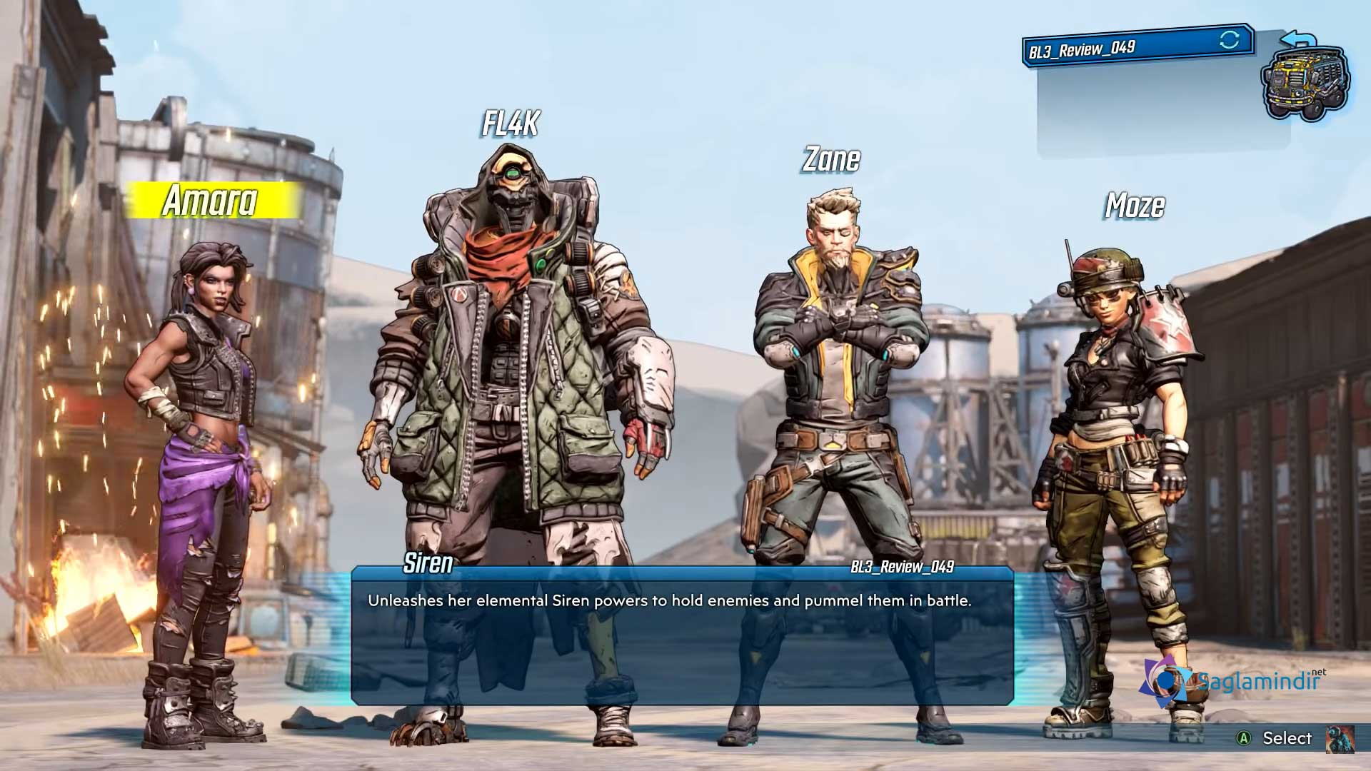 Borderlands 3 full indir