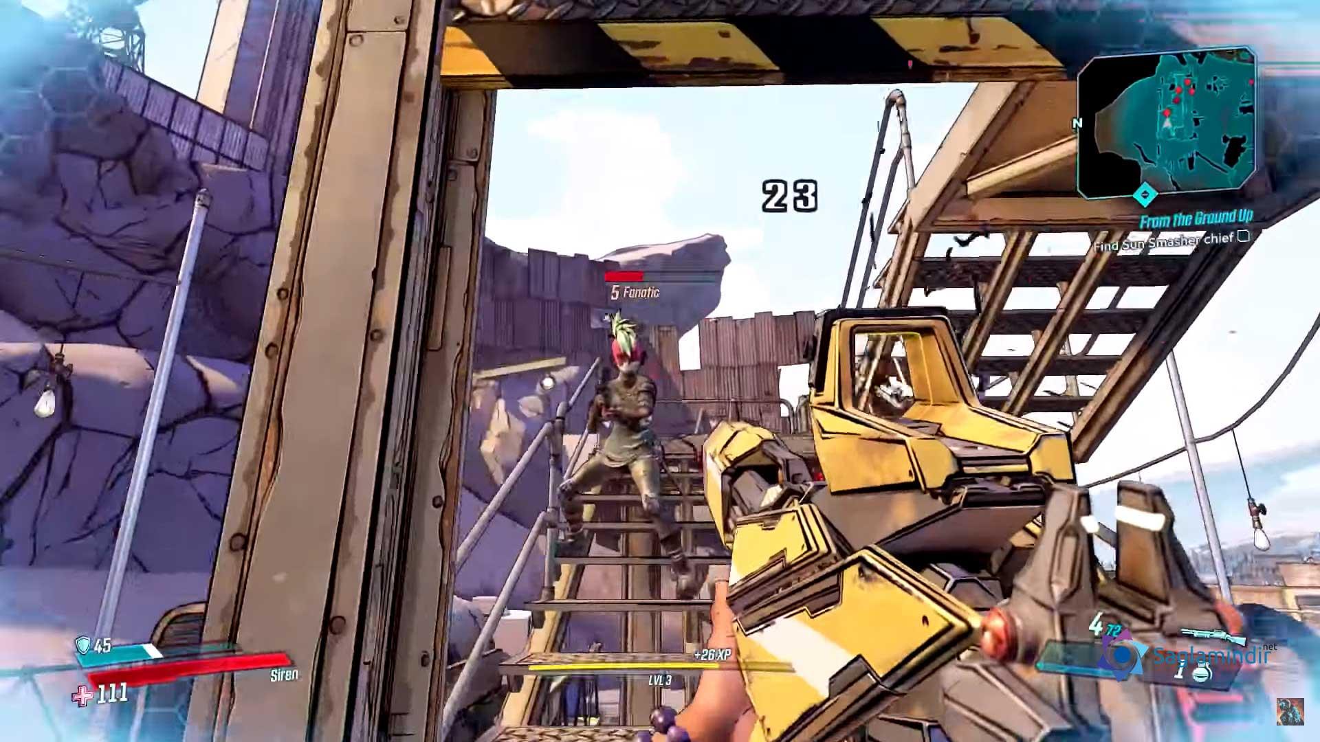 Borderlands 3 oyunu ücretsiz indir