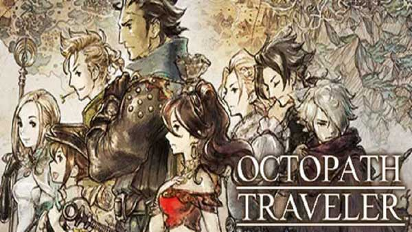 OCTOPATH TRAVELER indir