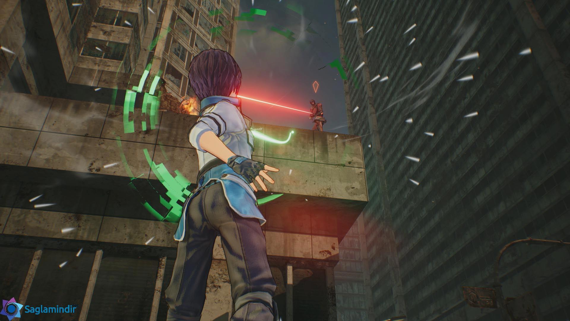 Sword Art Online Fatal Bullet full indir