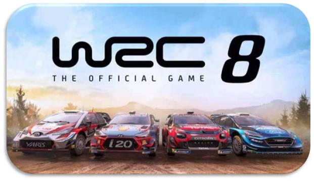 WRC 8 FIA World Rally Championship indir