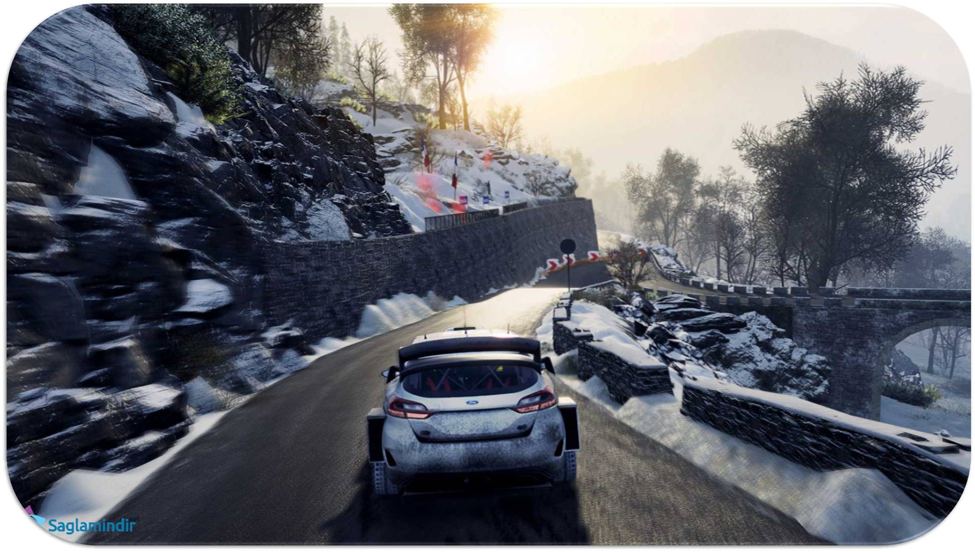 WRC 8 FIA World Rally Championship torrent indir