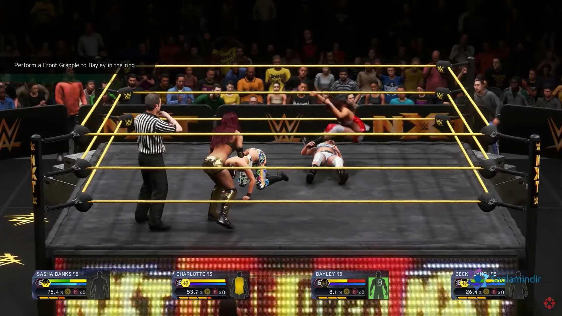 WWE 2K20 saglamindir