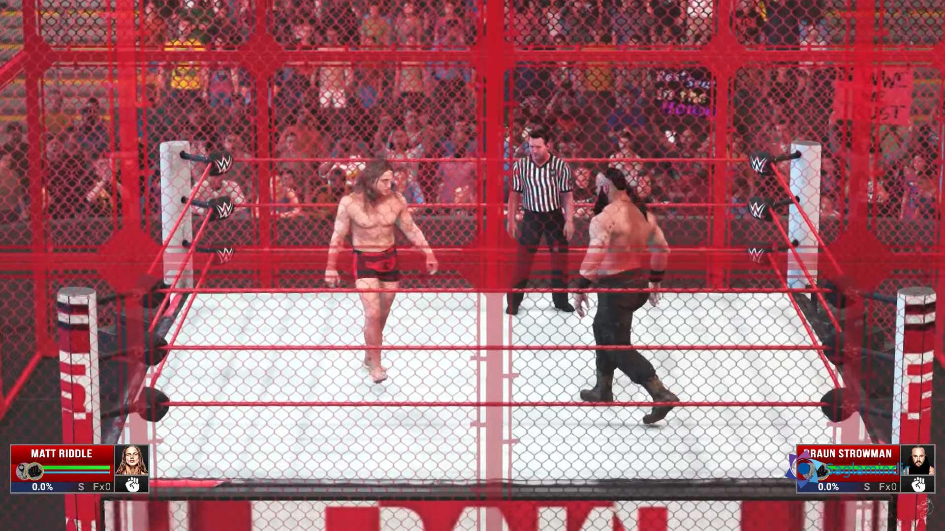 WWE 2K20 torrent indir