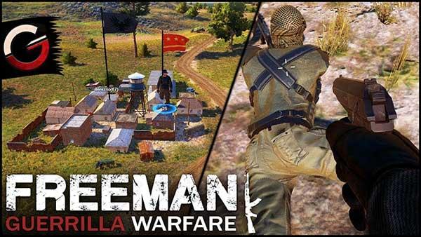 freeman guerrilla warfare indir