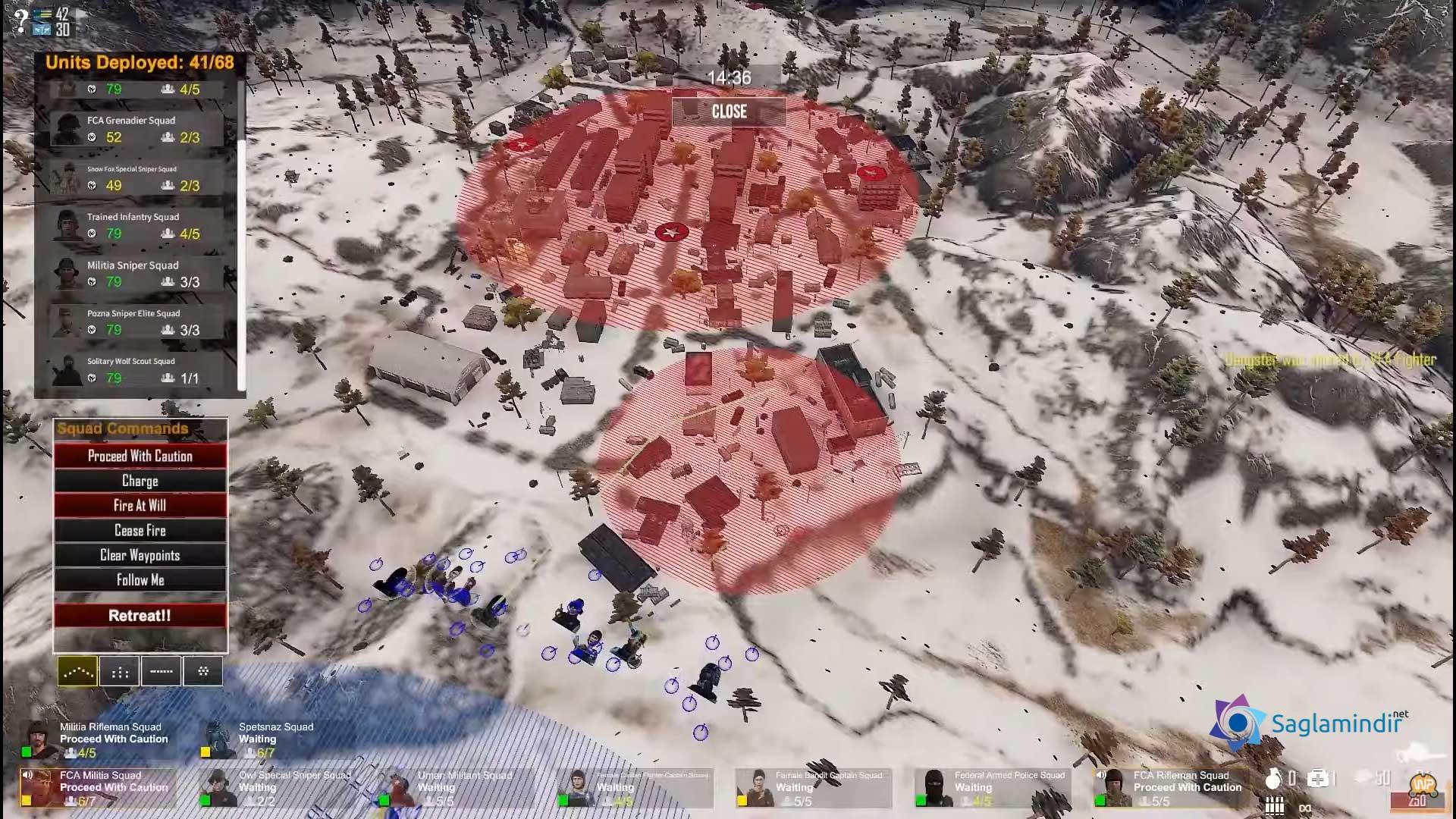freeman guerrilla warfare türkçe yapma