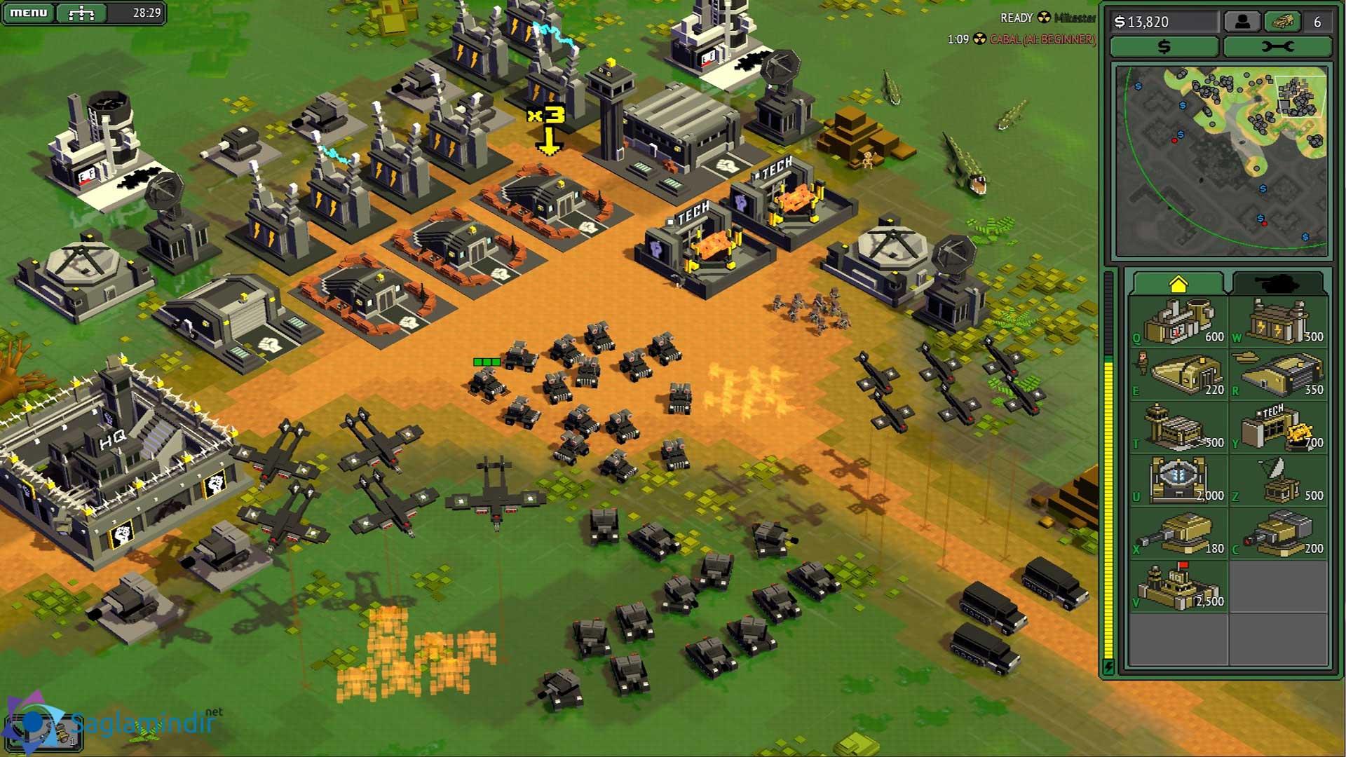 8-Bit Armies saglamindir