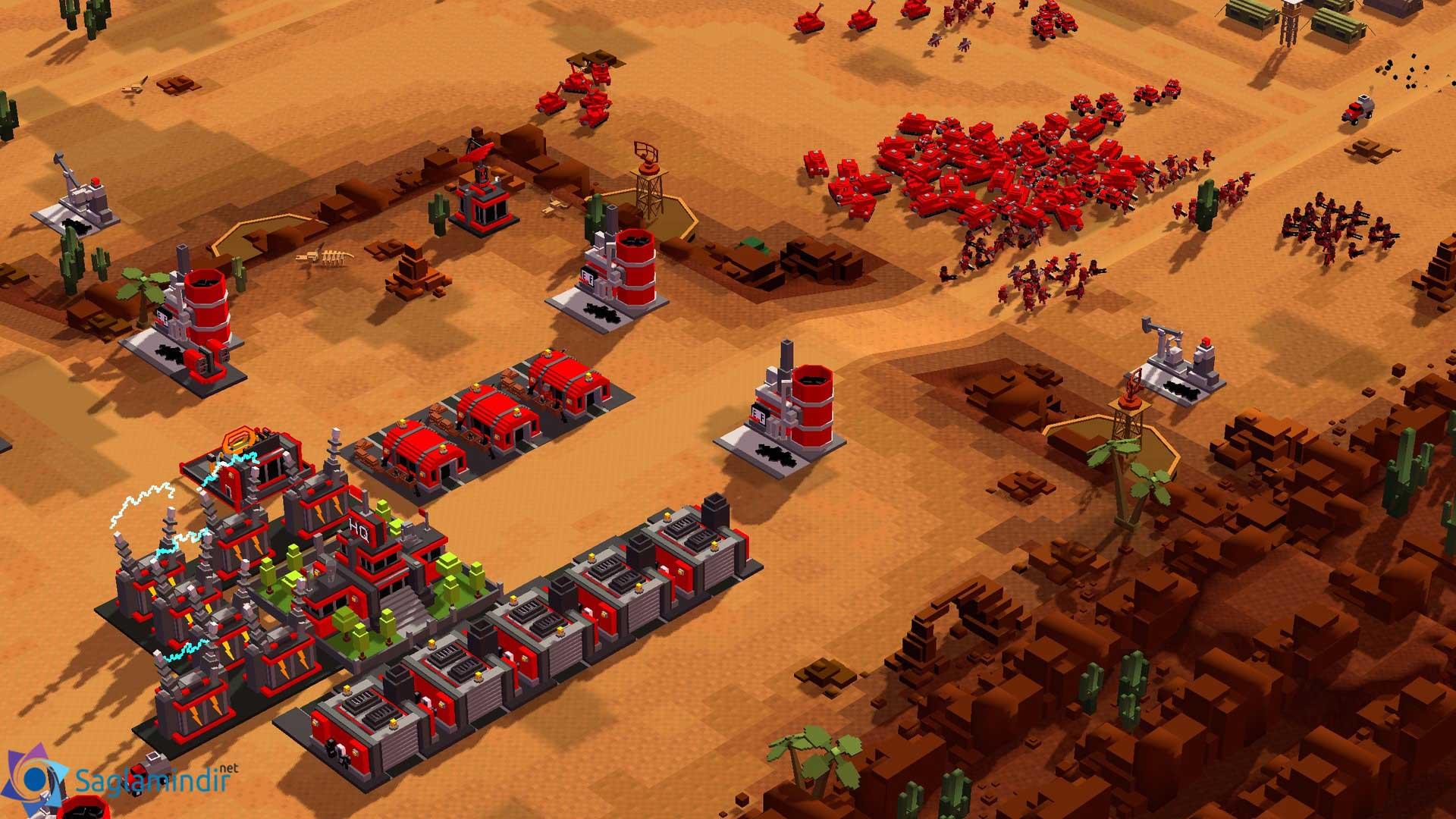 8-Bit Armies torrent indir
