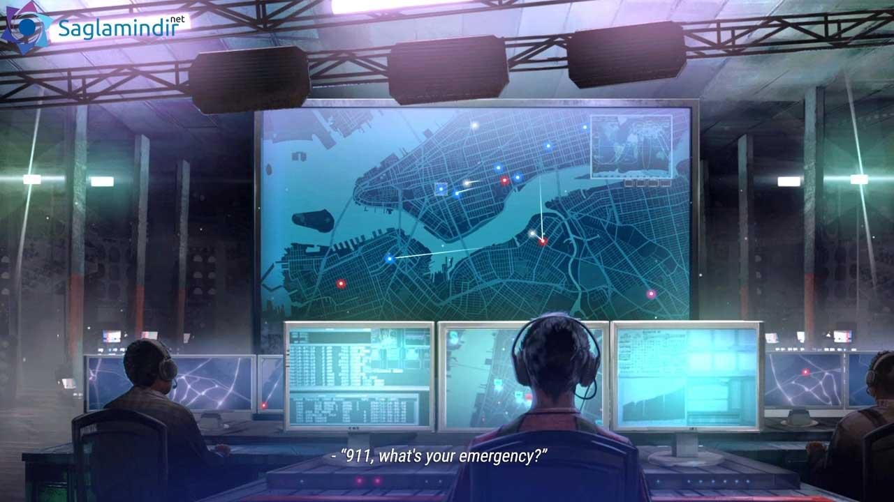 911 Operator saglamindir