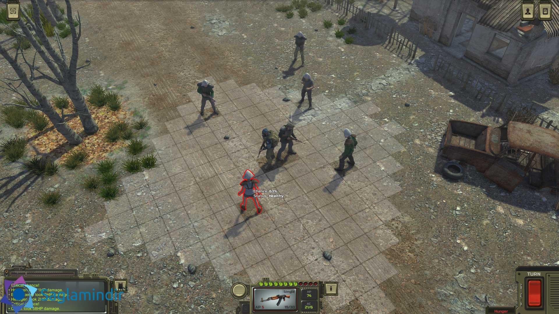 ATOM RPG full indir