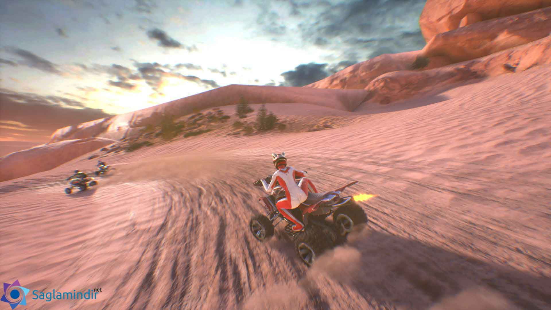 ATV Drift & Tricks full indir