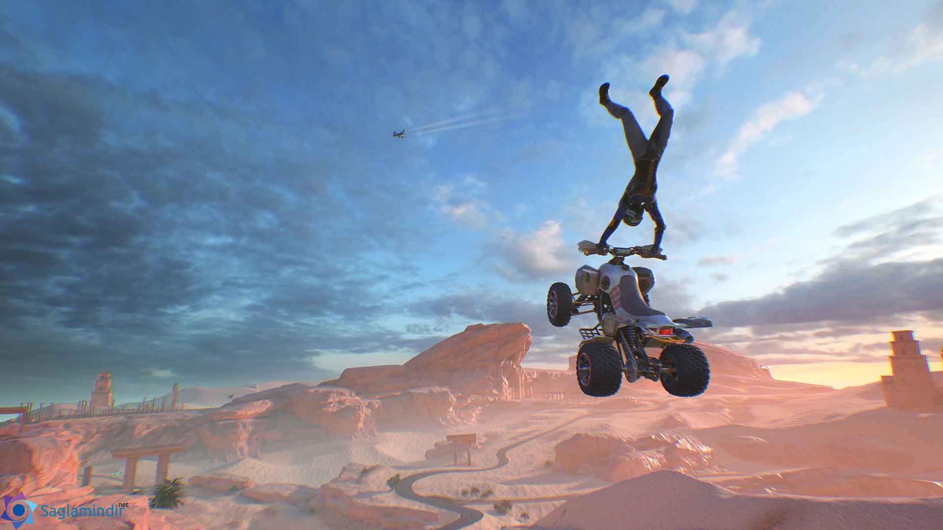 ATV Drift & Tricks torrent indir