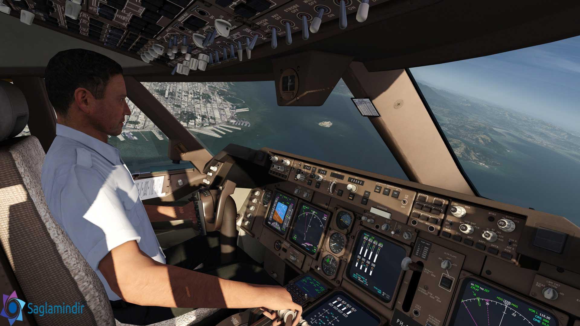 Aerofly FS 2 Flight Simulator saglamindir