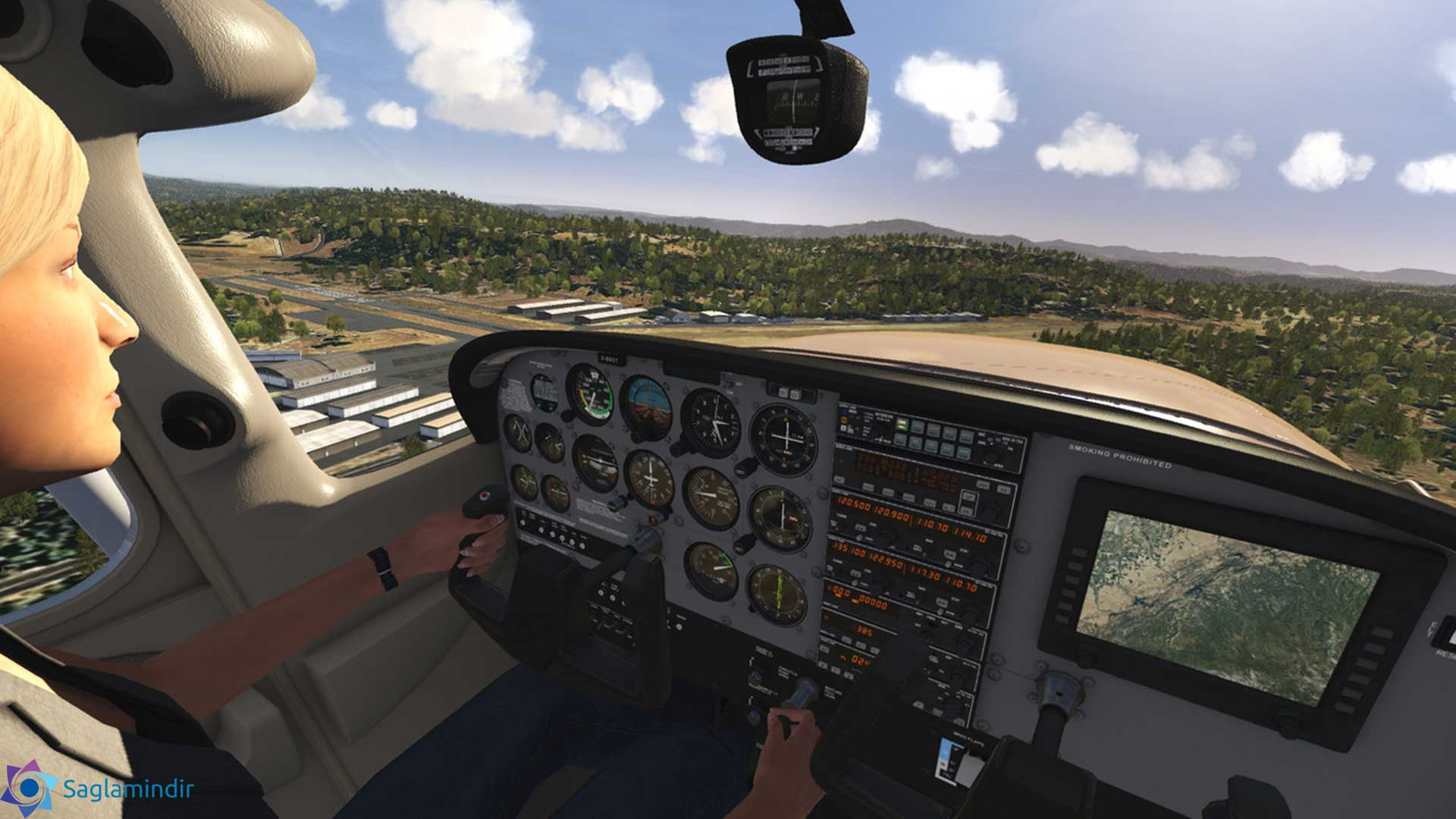Aerofly FS 2 Flight Simulator torrent indir