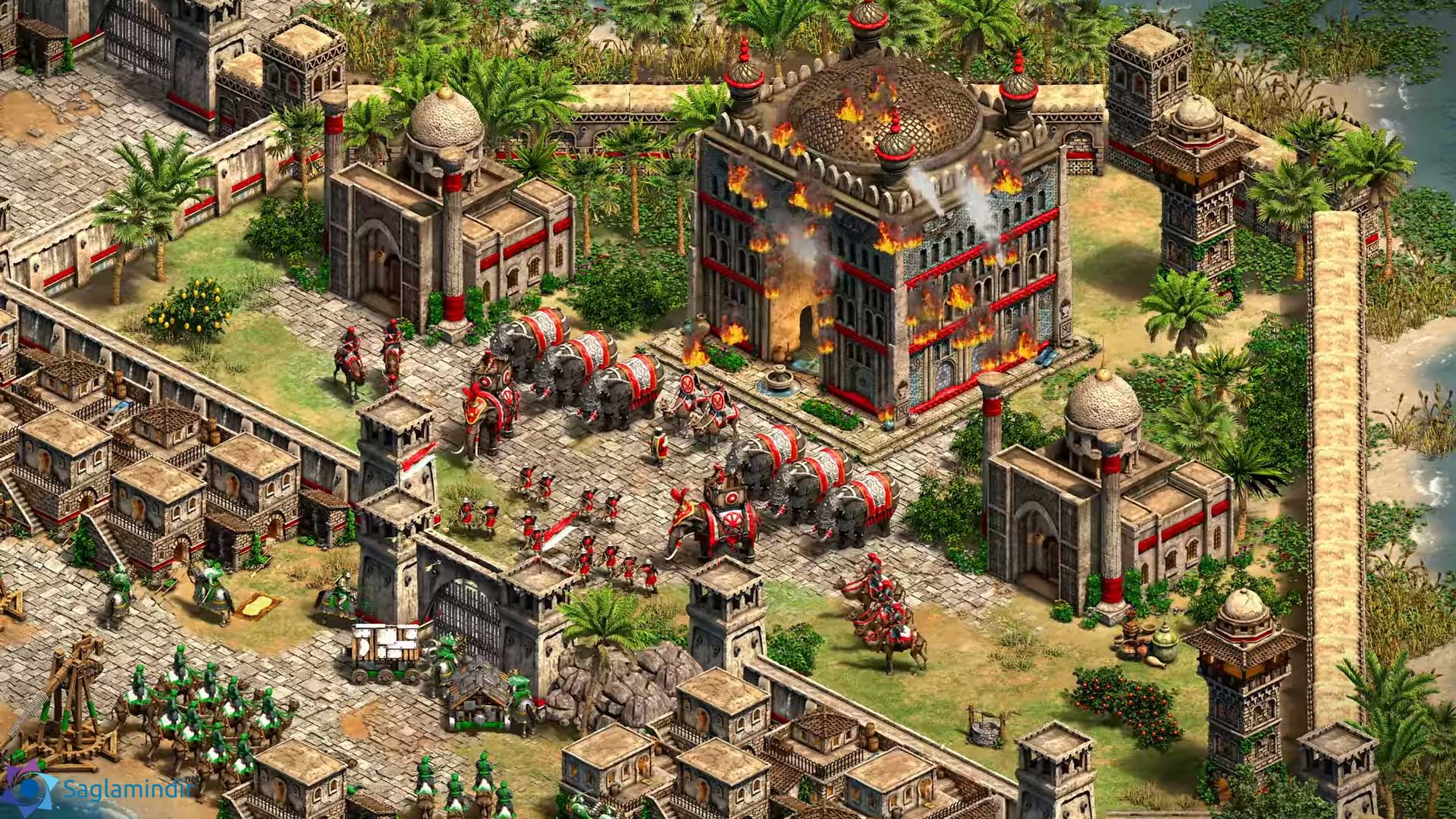 Age of Empires 2 Definitive Edition torrent indir