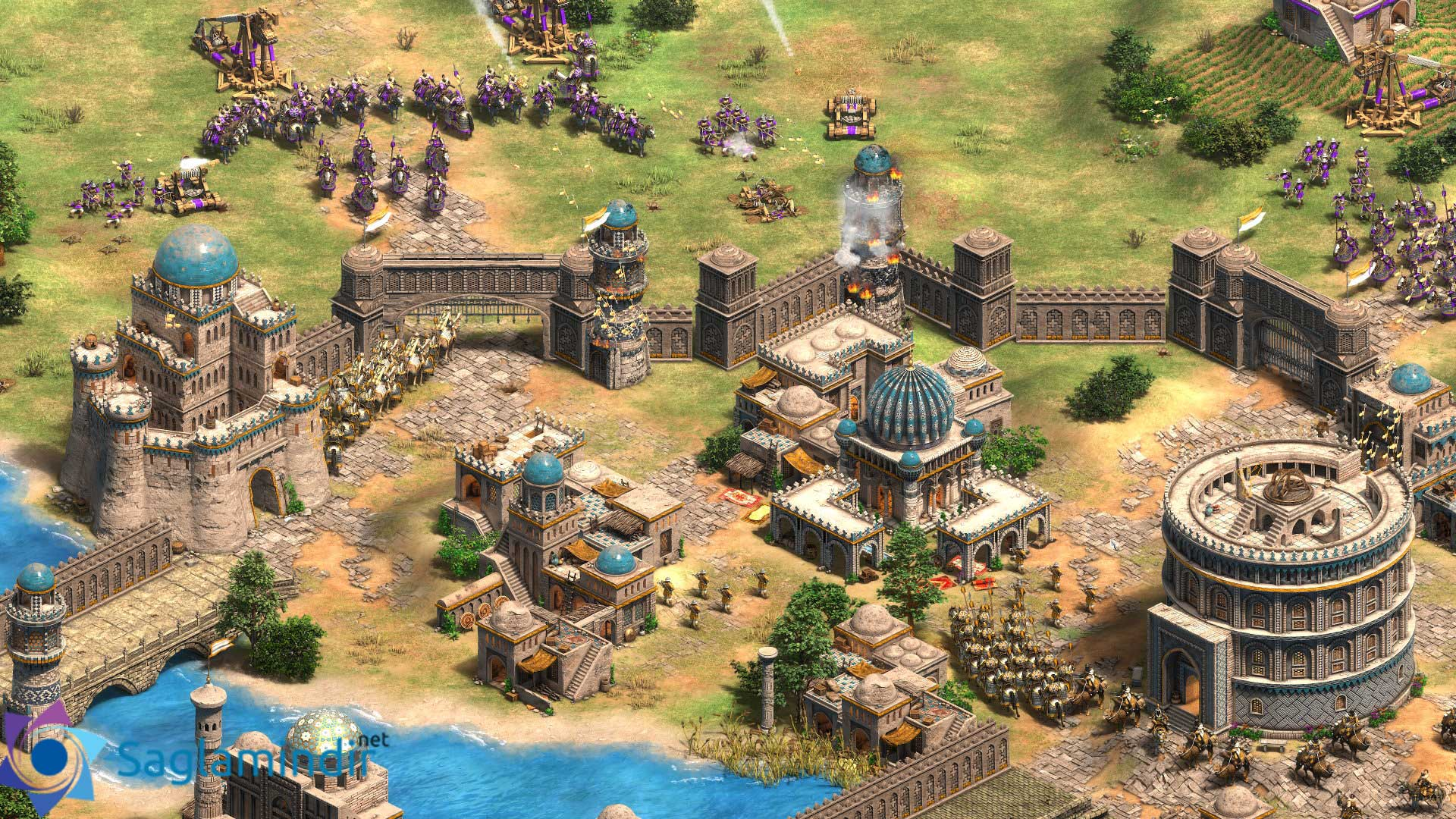 Age of Empires 2 Definitive Edition full indir