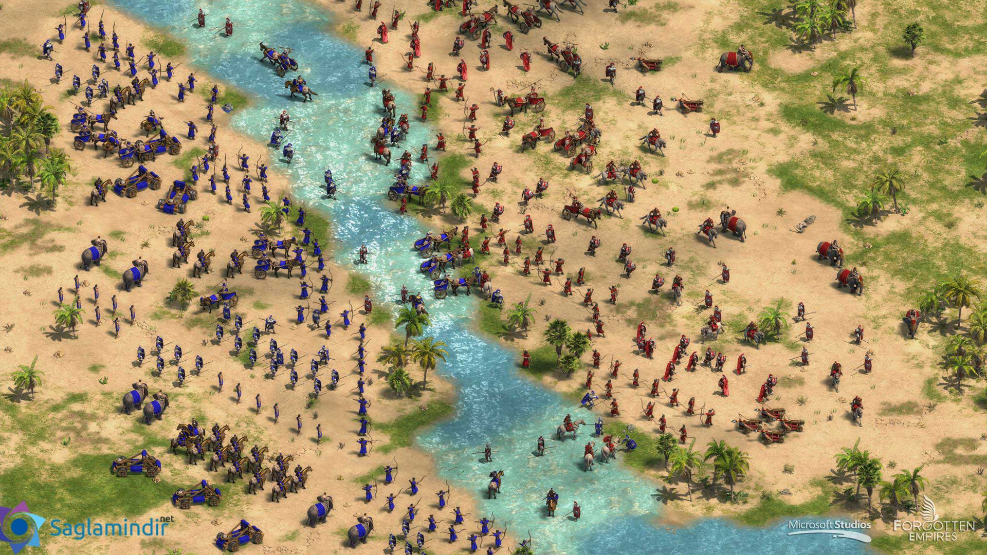 Age of Empires 2 Definitive Edition saglamindir