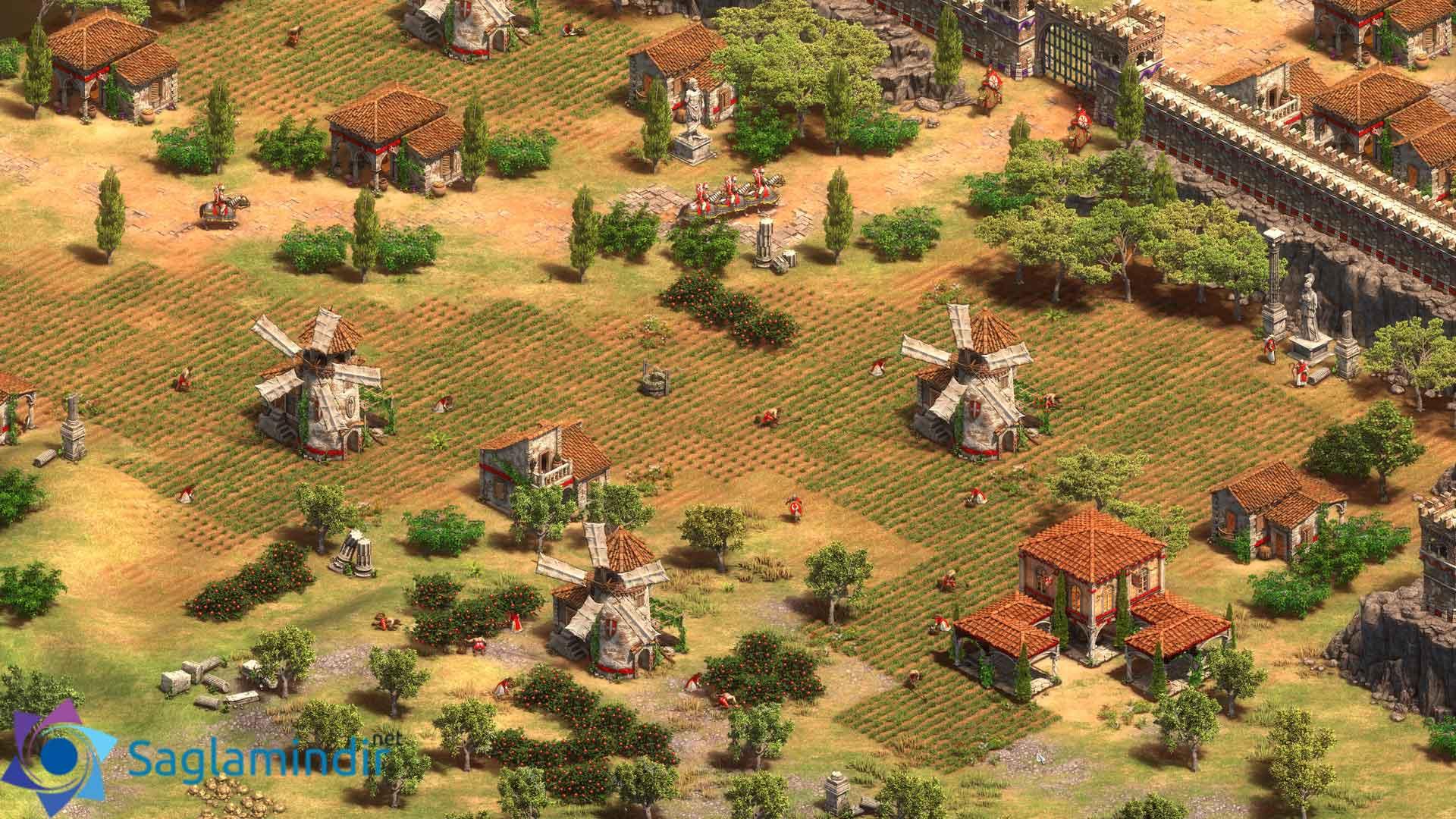Age of Empires Definitive Edition saglamindir