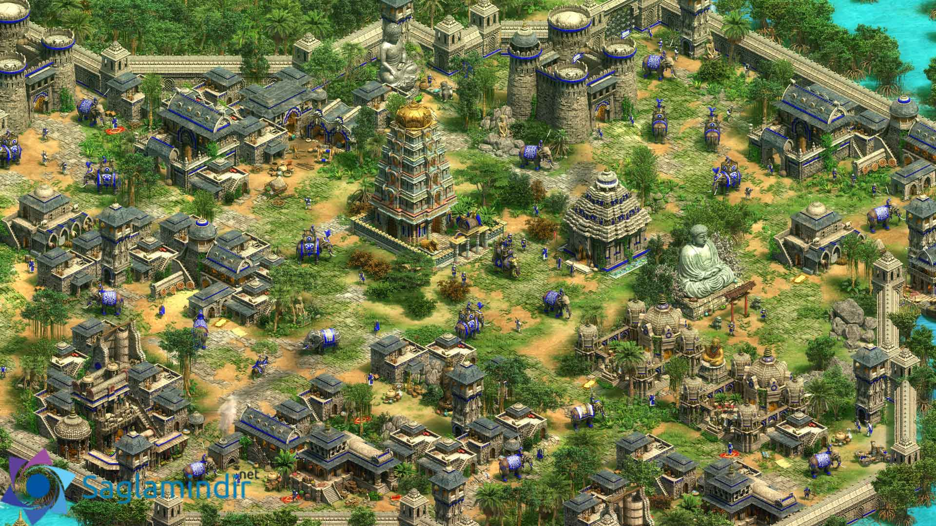 Age of Empires Definitive Edition torrent indir