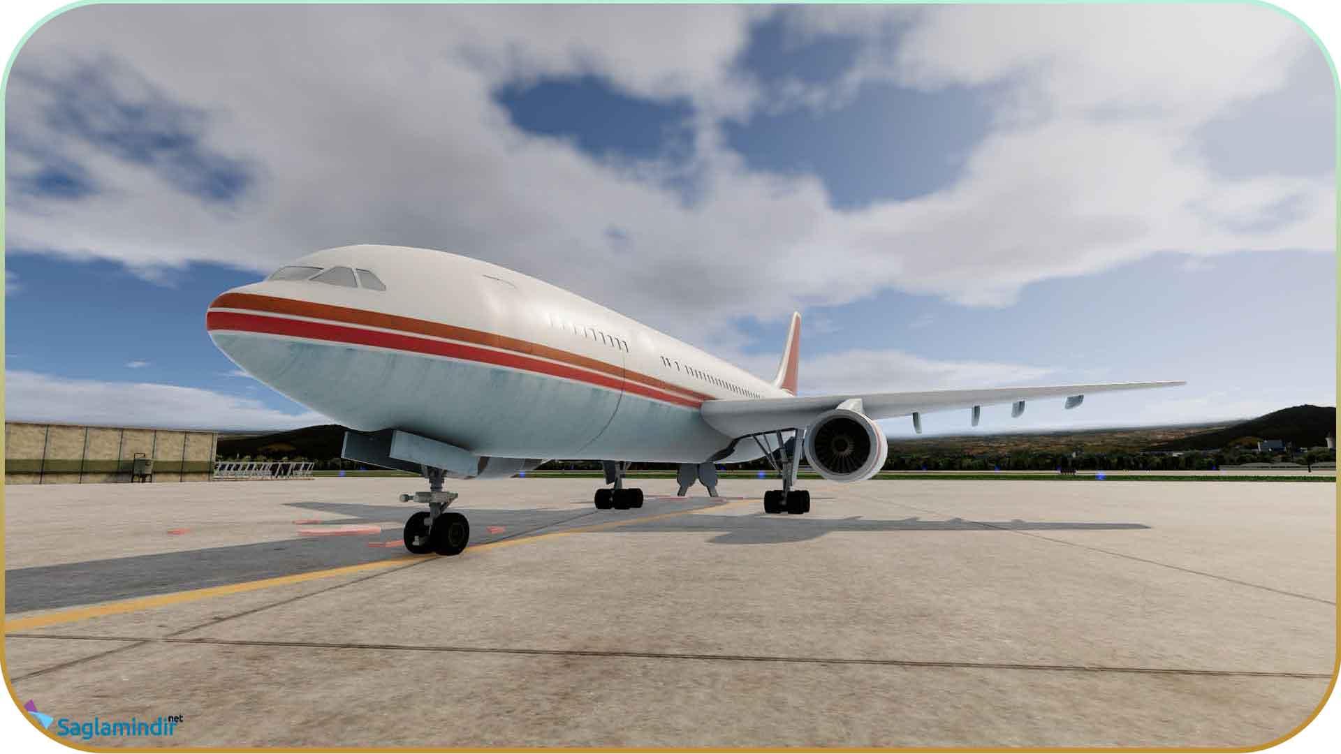 Airport Simulator 2019 saglamindir