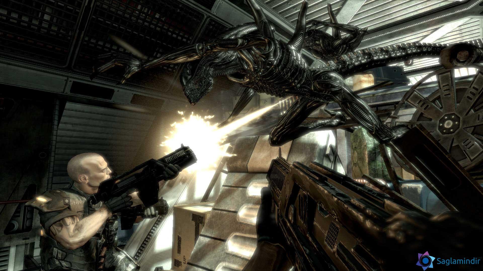 Aliens vs. Predator torrent indir