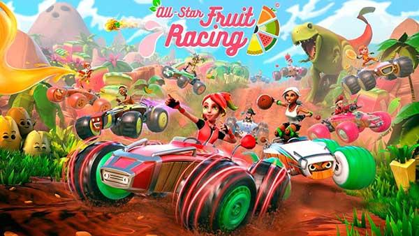 All Star Fruit Racing indir