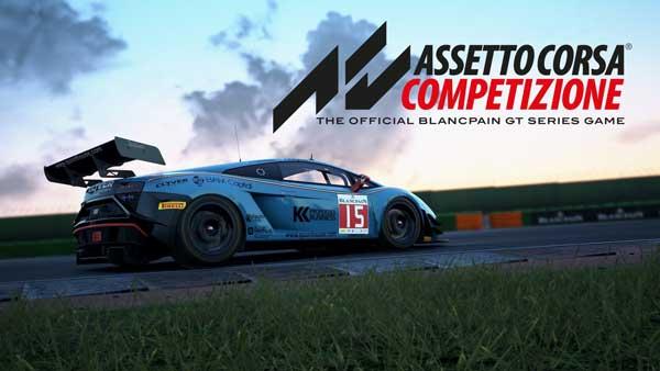 Assetto Corsa Competizione indir