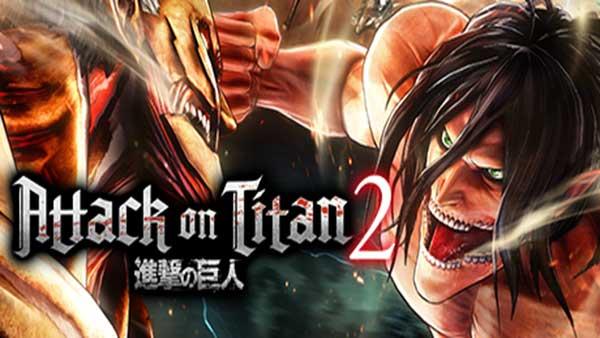 Attack on Titan 2 indir