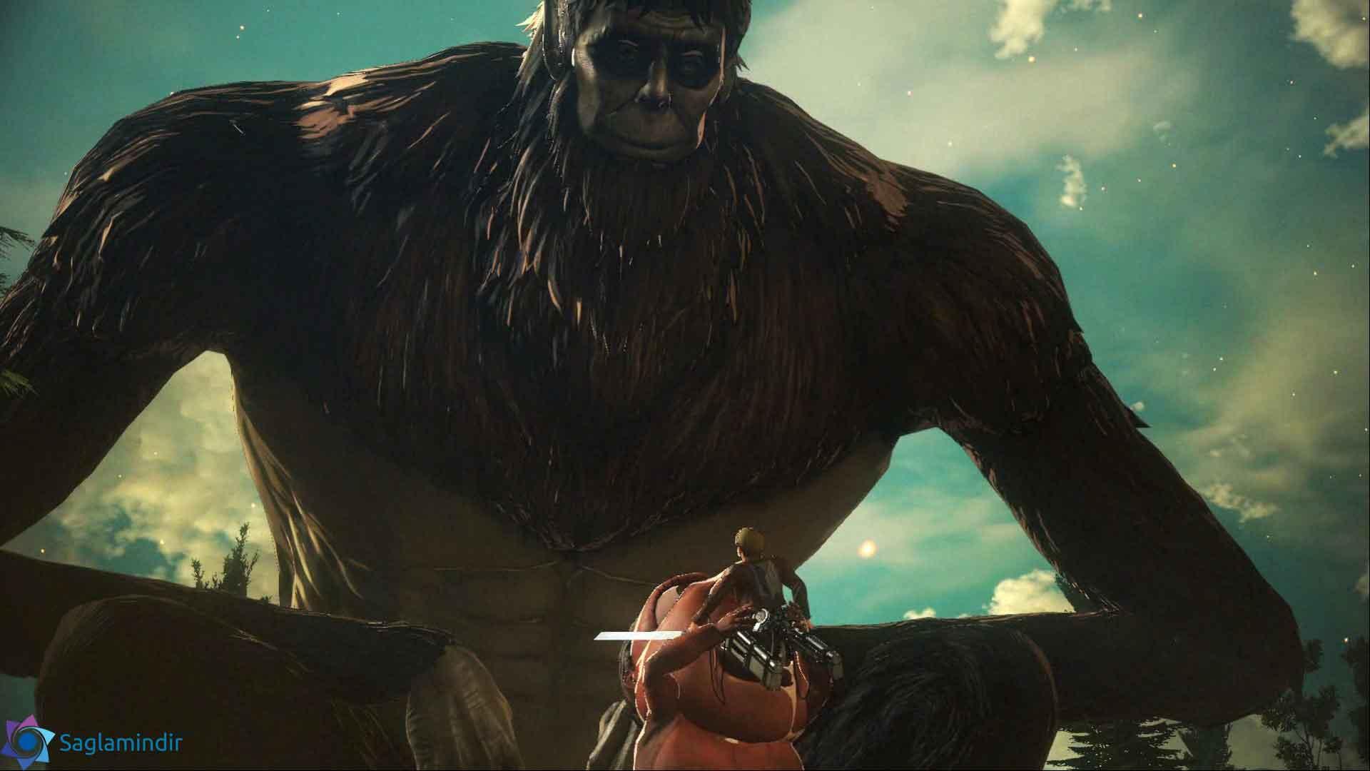 Attack on Titan 2 torrent indir