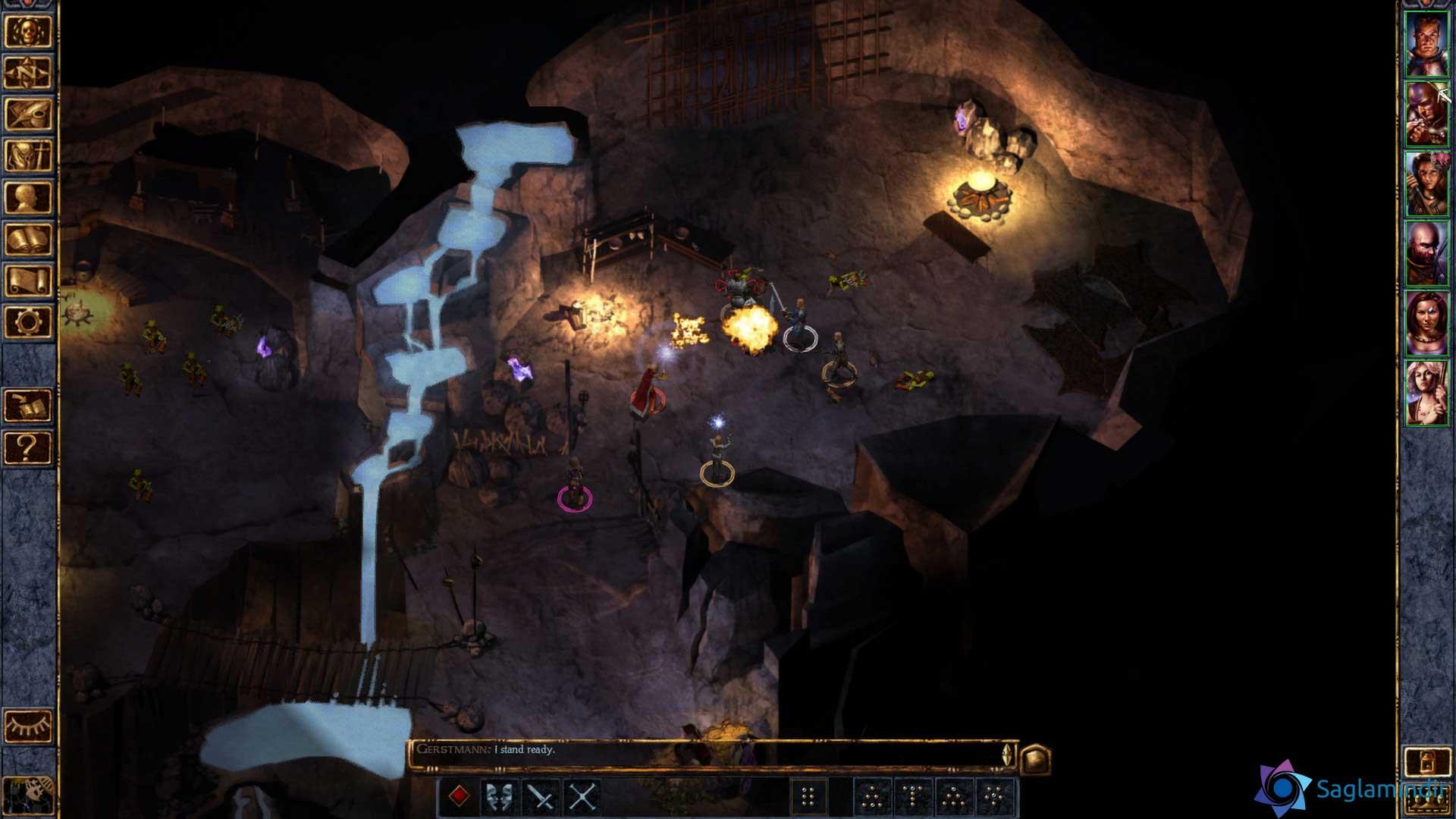 Baldur's Gate Enhanced Edition full indir