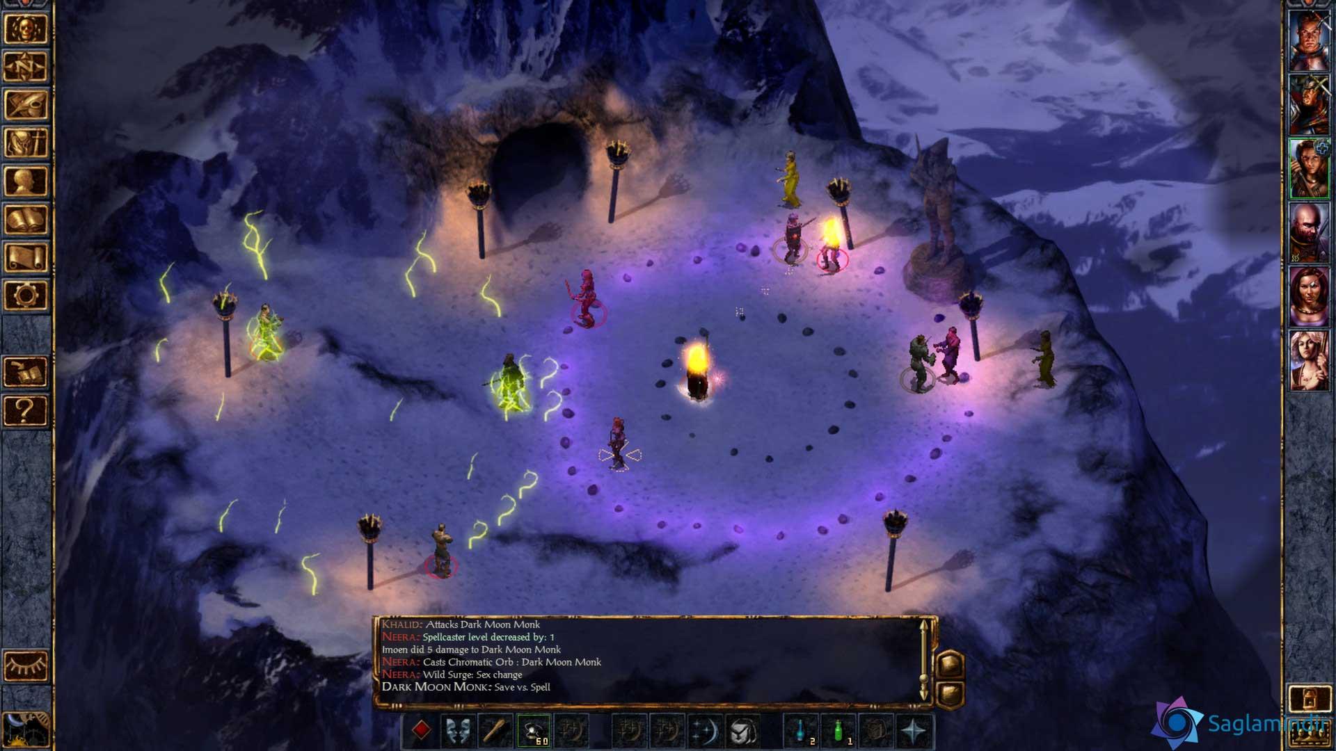 Baldur's Gate Enhanced Edition torrent indir