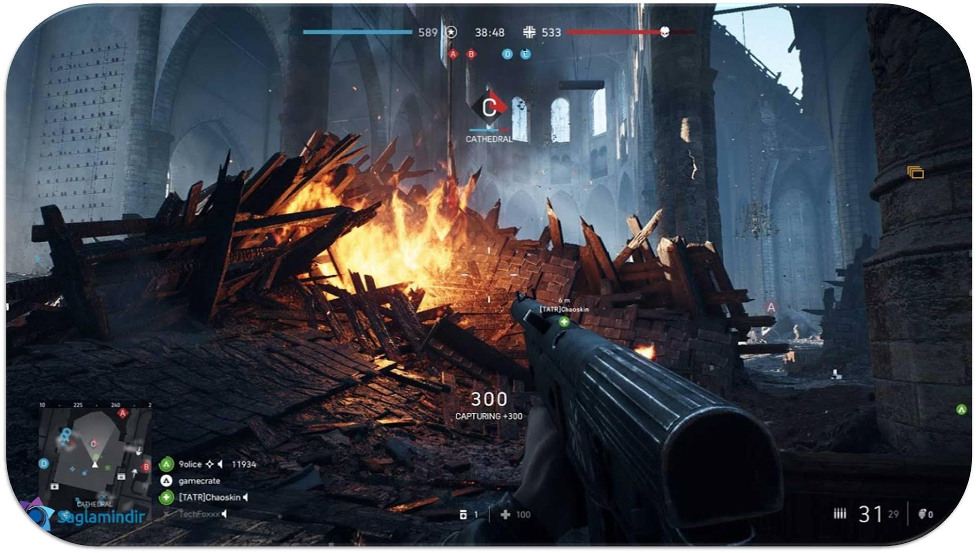 Battlefield 5 torrent indir