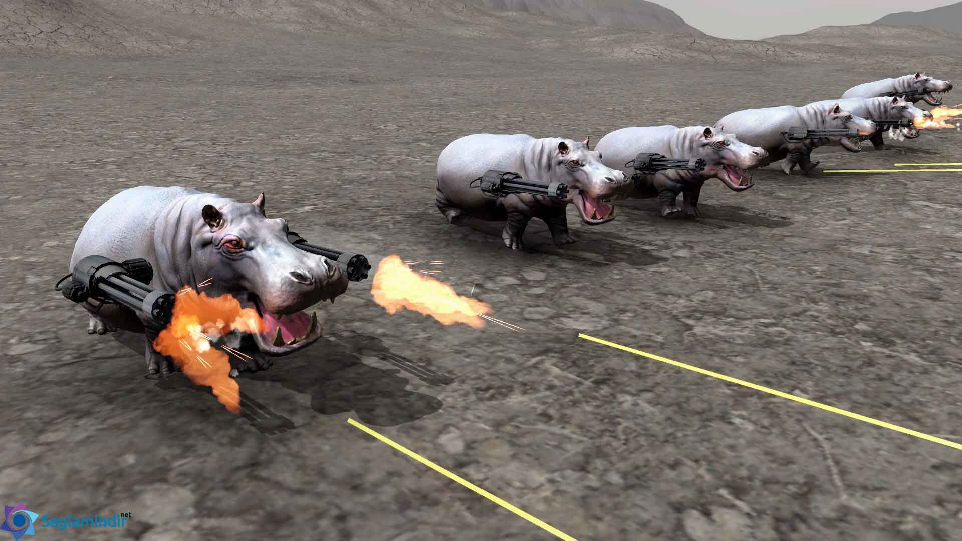 Beast-Battle-Simulator-torrent-indir