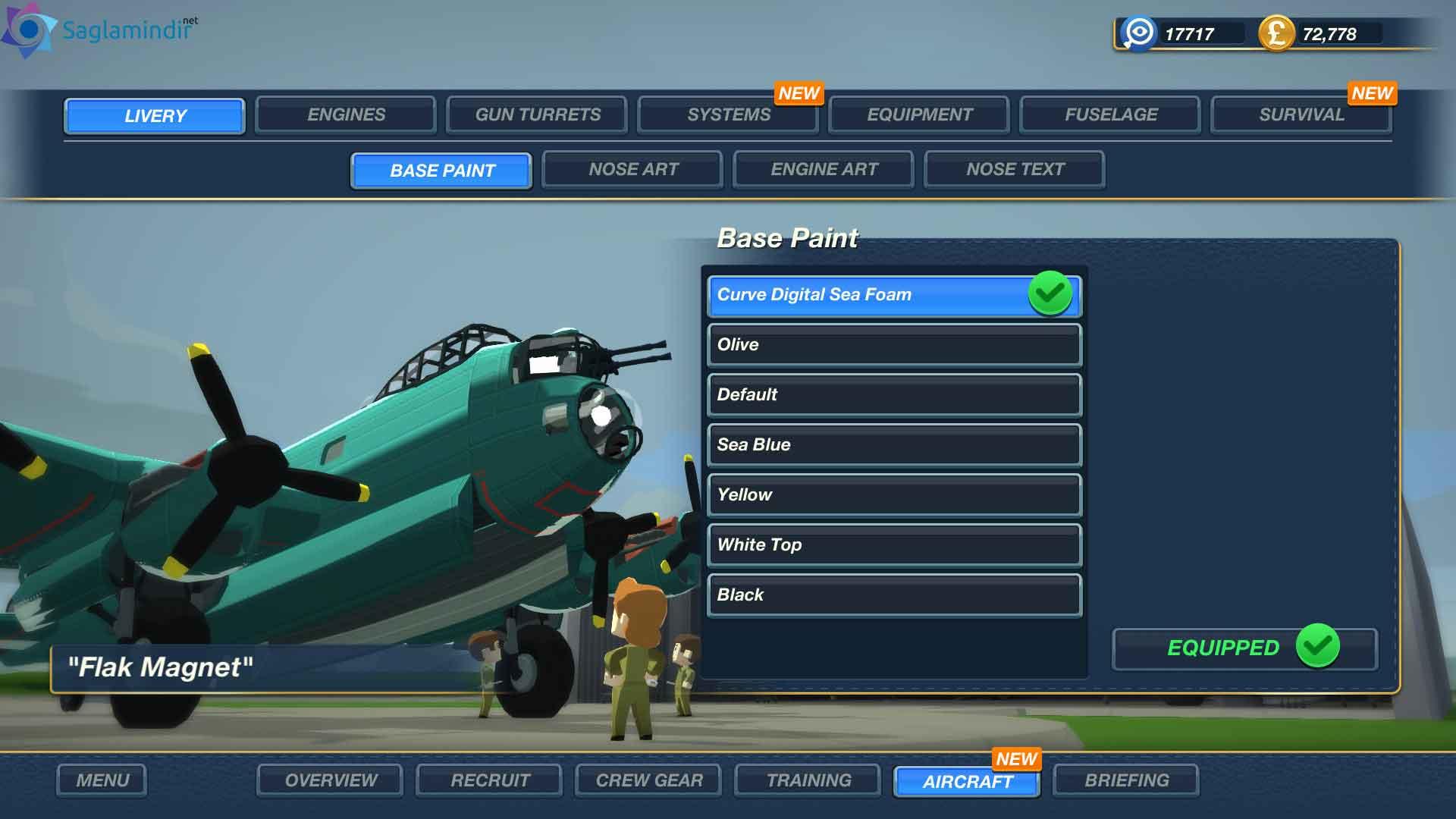 Bomber Crew saglamindir