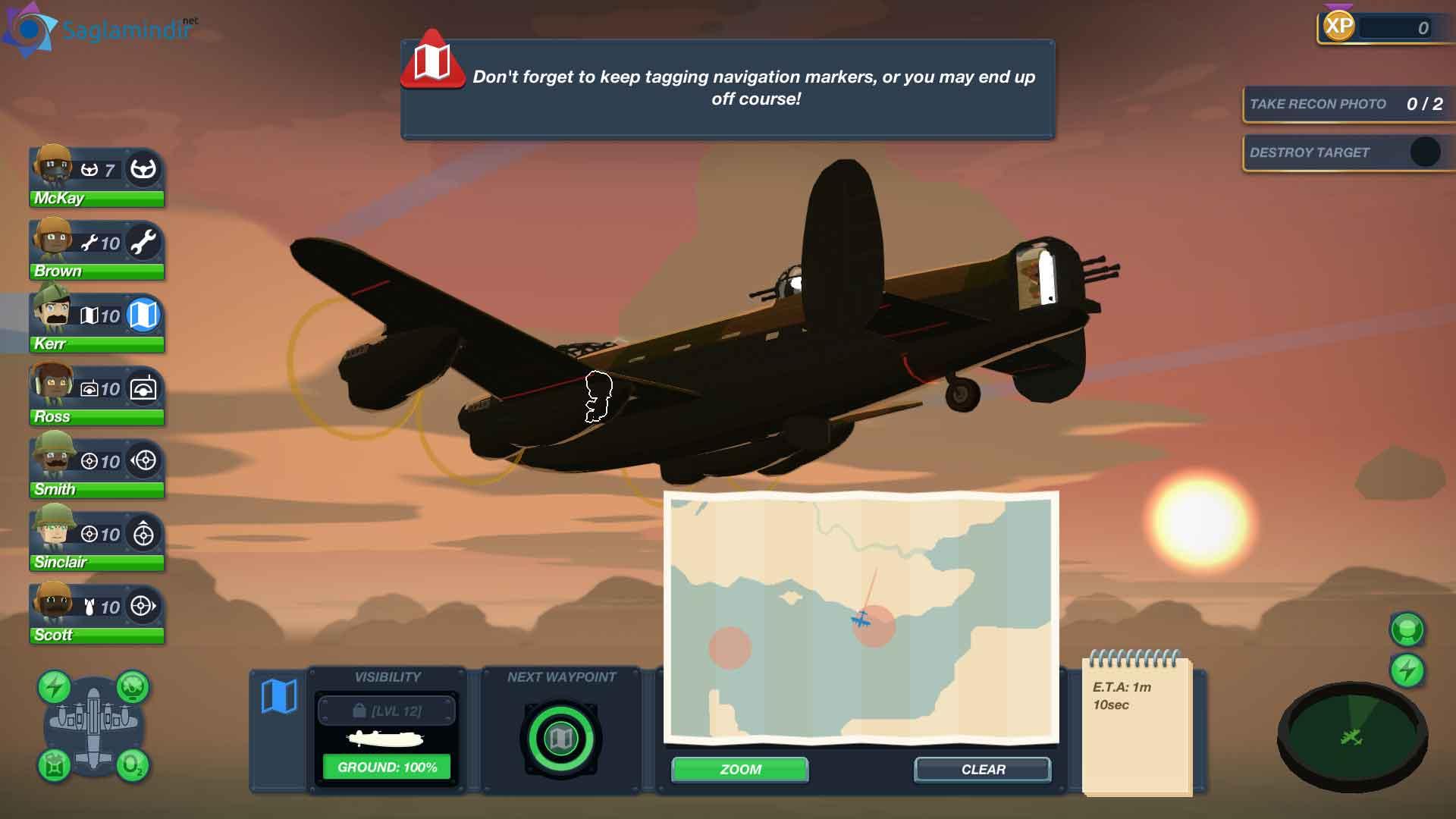 Bomber Crew torrent indir