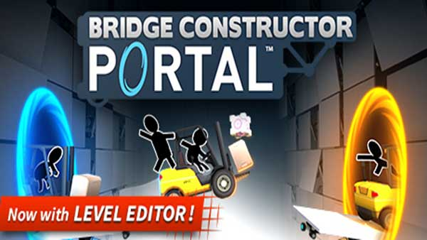 Bridge Constructor Portal indir