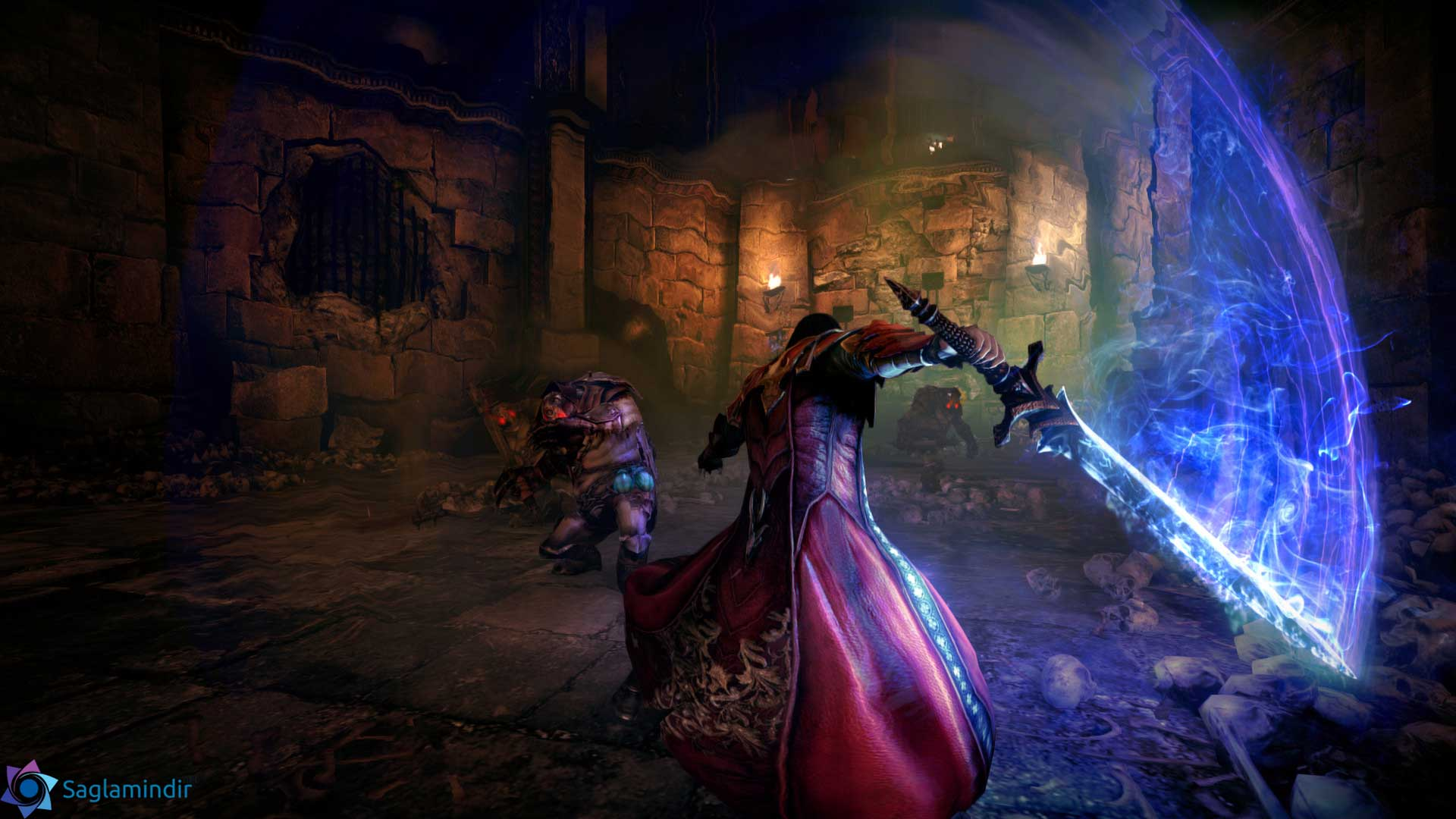 Castlevania Lords of Shadow 2 saglamindir