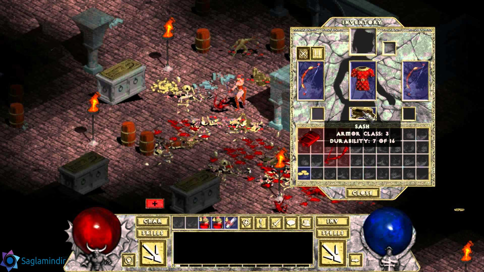 Diablo 1 torrent indir