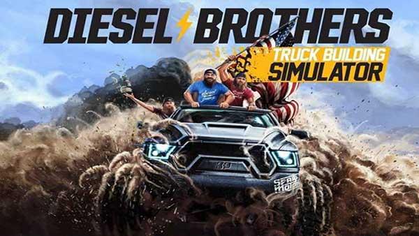 Diesel Brothers Truck Building Simulator indir