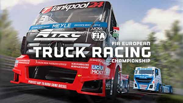 FIA European Truck Racing Championship indir