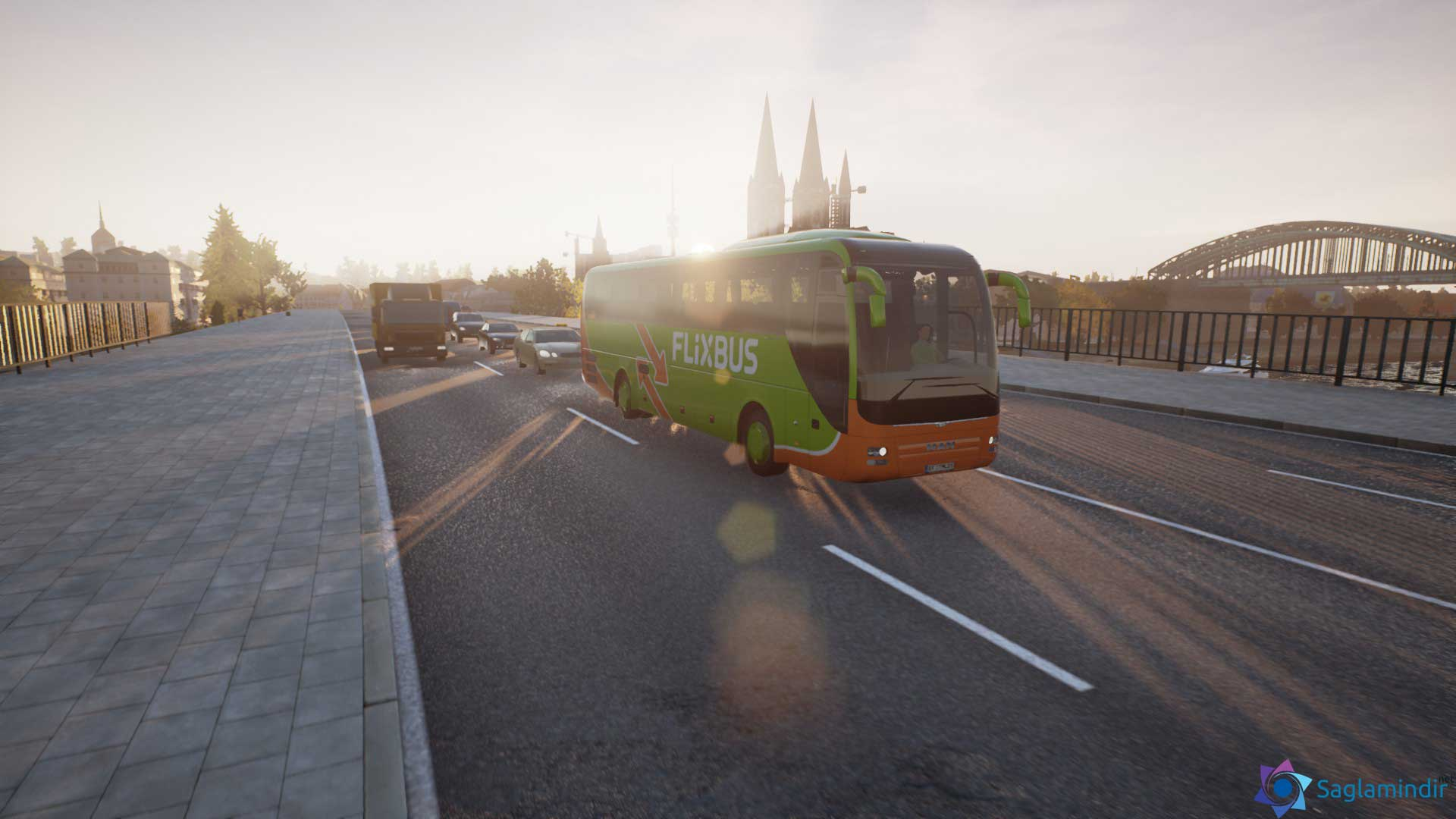 Fernbus Simulator torrent indir