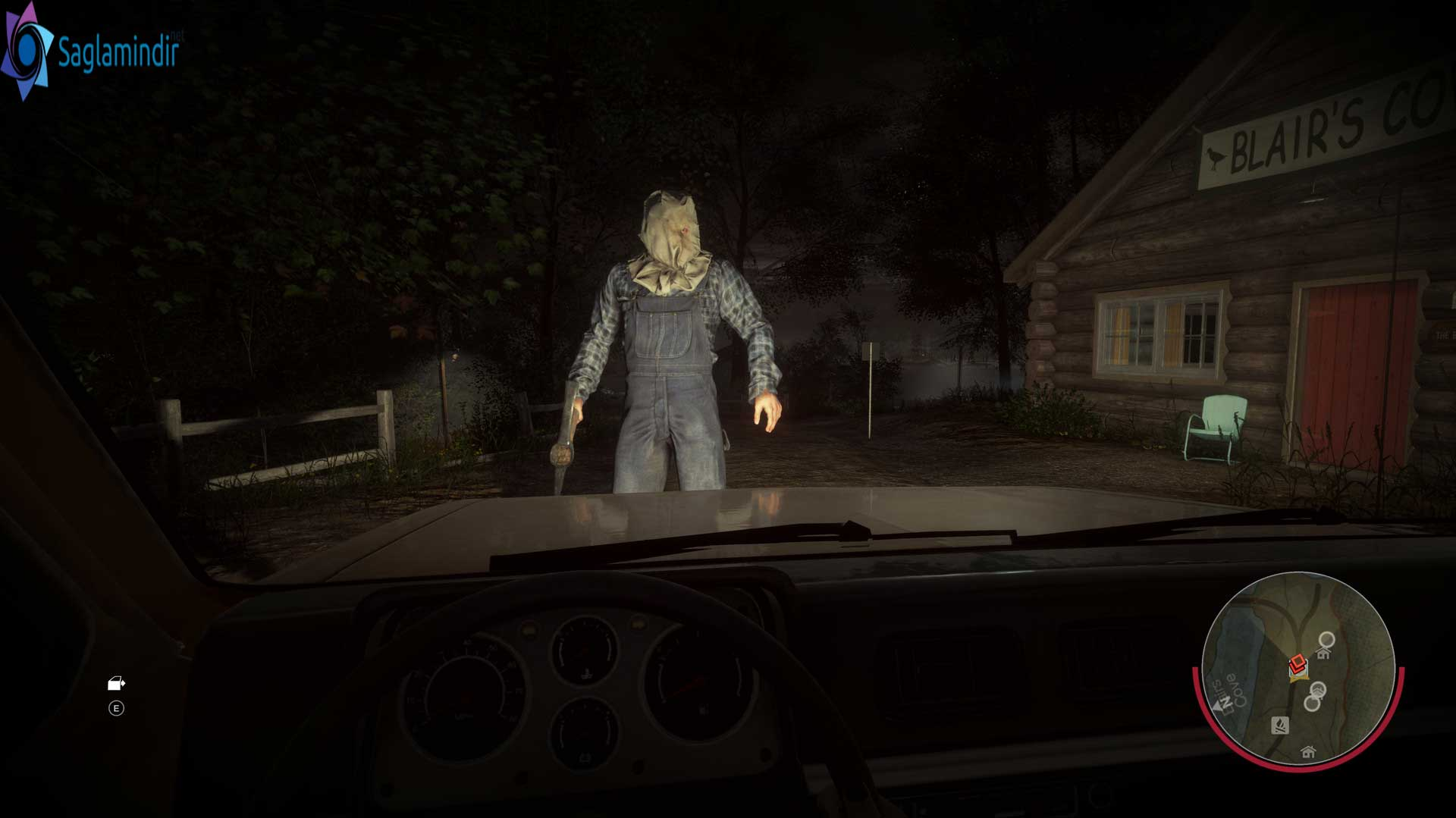 Friday the 13th The Game torrent indir