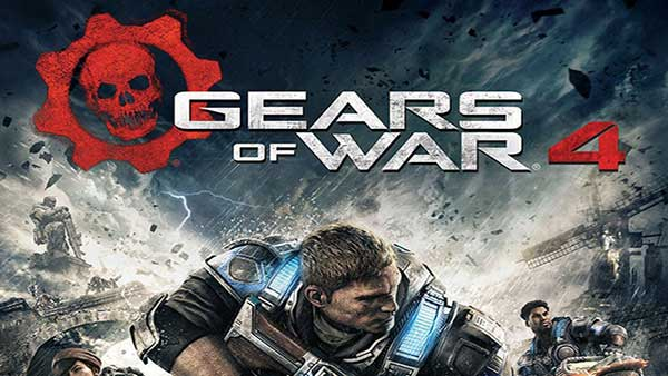 Gears of War 4 indir