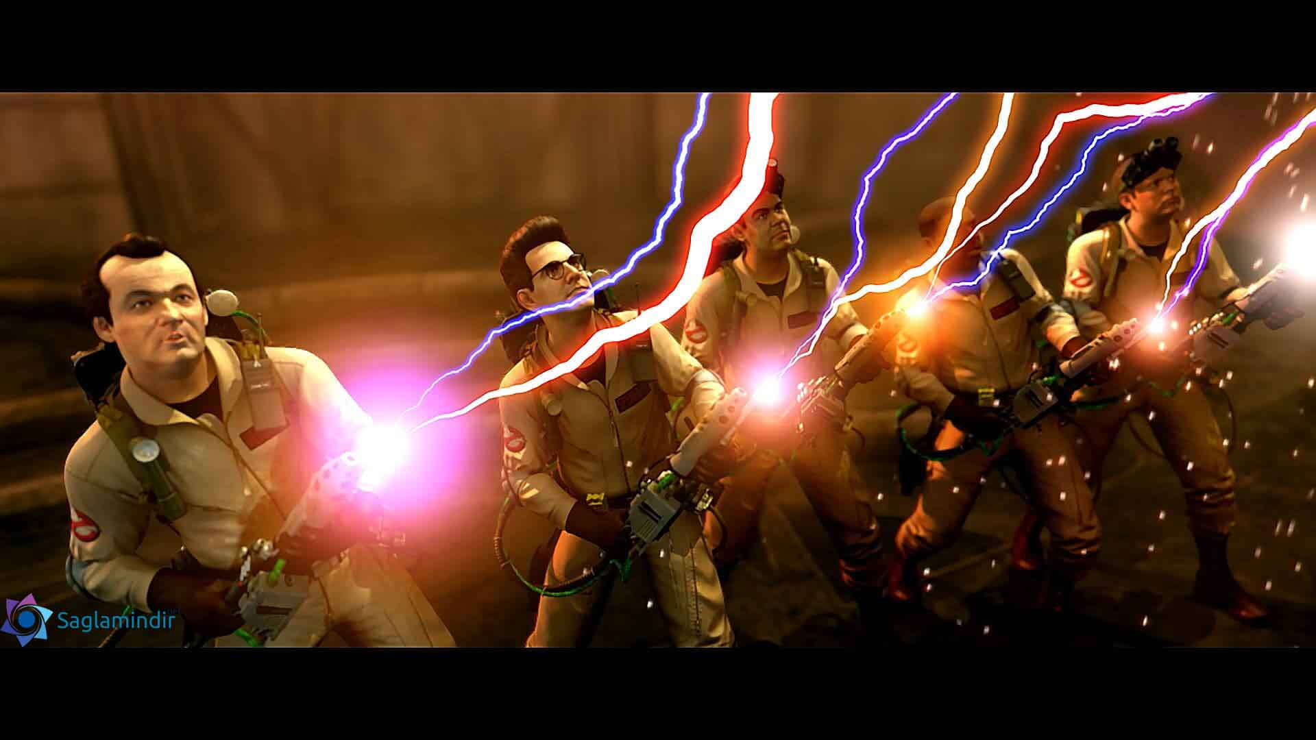 Ghostbusters The Video Game Remastered full indir