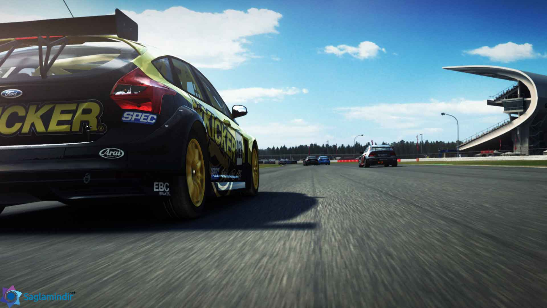 Grid-Autosport-torrent-indir