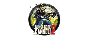 Guns, Gore Cannoli 2 icon