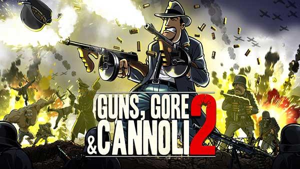 Guns, Gore & Cannoli 2 indir