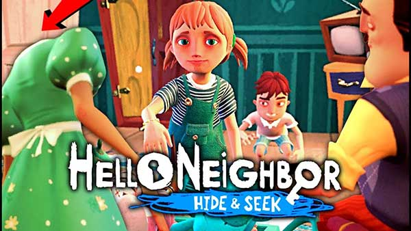 Hello Neighbor Hide and Seek indir